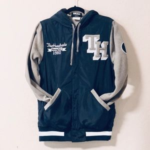 the hundreds • varsity jacket